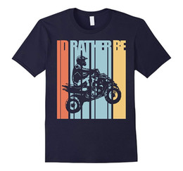 Wholesale silk screened t shirts online – design Id Rather Be Riding Quad Bikes Atv Shirt Brap New Casual T shirt Men Creative Man S Short Sleeve Silk Screen T Shirts