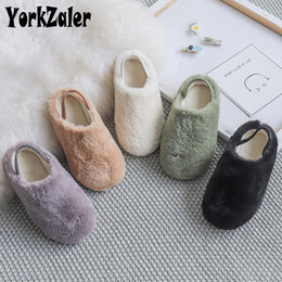 Discount footwear for toddler girls - Yorkzaler Winter Casual Kids Shoes For Girl Boy Plush Keep Warm Fashion Children Shoes Non-slip Breathable Toddler Footw