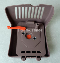 air cutter NZ - Air filter complete new style for Honda GX31 4 Stroke engine brush cutter trimmer air cleaner assembly replacement