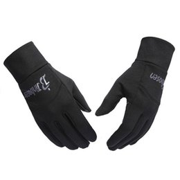 $enCountryForm.capitalKeyWord Australia - Outdoors windproof running gloves cycling football gym workout gloves luvas guantes touch screen fleece horse riding