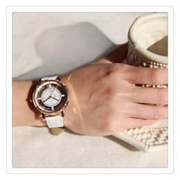 $enCountryForm.capitalKeyWord Australia - 2019 New hot sale Simple Hollow Out Womens Watches Luxury Business Vintage Wrist Watches Geneva Analog Quartz Wristwatch For Gift
