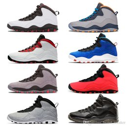 $enCountryForm.capitalKeyWord Australia - Brand 10s Westbrook Tinker 10 I'm Back men basketball shoes GS Bobcats GS Classic Black mens Sport Fashon Sneakers designer trainer man shoe