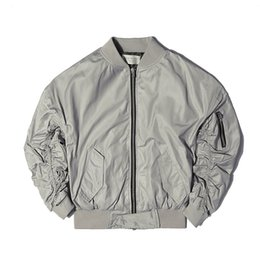 $enCountryForm.capitalKeyWord UK - Wholesale- New FEAR OF GOD FOG JUSTIN BIEBER High street Men Clothes Clothing Mens jackets kanye west pilot flight satin ma1 bomber jacket03
