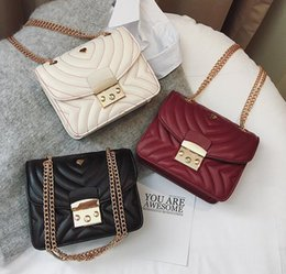 $enCountryForm.capitalKeyWord NZ - 2019 Casual fashion women Hand bag lady bag Small Mini Mobile phone bag Cross Body Shoulder Bags High quality PU Handbags Monochrome A2063SJ
