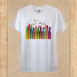 $enCountryForm.capitalKeyWord Canada - Details zu Party Drinking Bottles Cocktail Fun T-shirt Design quality Cotton unisex women Funny free shipping Unisex Casual Tshirt top