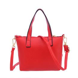 Purses Tote Bags NZ - Cheap FashionWomen Handle Bag Shoulder Bag Tote Ladies Purse Zipper Bag Sac A Dos Fille