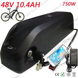 $enCountryForm.capitalKeyWord Australia - Free Customs Tax 48V 10AH Lithium Battery Electronic Bicycle Built-in 20A BMS with USB output fit 750W bafang motor 48V 10AH.