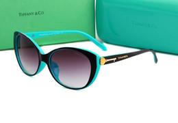 $enCountryForm.capitalKeyWord UK - Summer Style Fashion 4099 Luxury Sunglasses For Men Women Designer driving shopping shade eyeglasses mirror Free Shipping