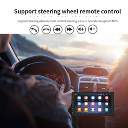 $enCountryForm.capitalKeyWord Australia - 7 Inch Touch Screen Quad Core Car Stereo WIFI Voice Control Entertainment Bluetooth Radio HD Online GPS Navigation MP5 Player