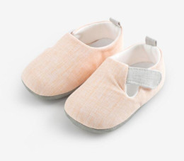 $enCountryForm.capitalKeyWord NZ - Hot Stripe fashion Children Shoes Casual Canvas Shoes For Girls trainer Boys tenis Kids Fashion Flats Comfortable Baby sneaker