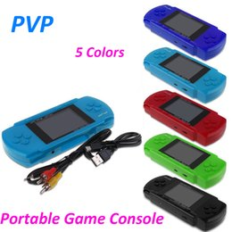 Discount 16 bit portable game consoles - PVP (8 Bit) Station Light 3000 (8 Bit) 2.7 LCD Screen Handheld TV Game Player Console Mini Portable Game Box Also Sale P