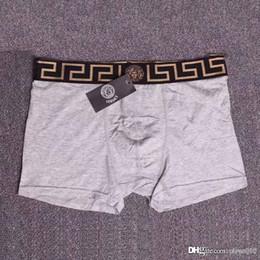 $enCountryForm.capitalKeyWord Australia - 19FW high quality printing street tide men's underwear cotton boxer briefs tight belt men's shorts wholesale