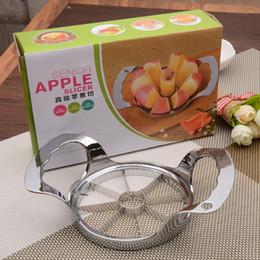 $enCountryForm.capitalKeyWord Australia - Fruit Slicer Apple Corer Slicer Cutter Poire Fruit Cuisine Tool Kitchen Cutting Tool Gadget Vegetable Knife Kitchen Dining 2017 Home