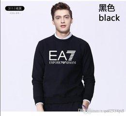 T-shirts de manga comprida dos homens outono / inverno camisas de manga comprida coreano de desgaste dos homens undershirts em Promoção