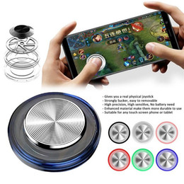 free games cell phones NZ - Cell Phone Game Sucker Game Handle Suction Cup Rocker Keys Move Artifact OMALISS Throne Free shipping