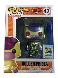 $enCountryForm.capitalKeyWord NZ - Funko Pop Japanese Anime Dragon Ball GOLDEN FRIEZA RED EYE Limited 47# Vinyl Action Figure Collection Toys for Children Christmas Gift