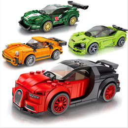 $enCountryForm.capitalKeyWord Australia - Building Blocks Racing Car Series Racing Small Particles Assembled Building Block Children Early Education Puzzle Science Toys