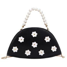 Discount girls fashion simple handbags - PU Leather Shoulder Bags for Women Girls Simple Pure Mini Chest Bag Cross body Handbags bolsa feminina