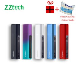 $enCountryForm.capitalKeyWord Australia - 2019 New Original not fire vape pen Hitaste P6 Tobacco heat without burn Vaporizer with 2500mah vape kit electronic
