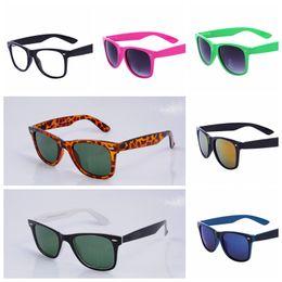 Designer Glasses Women Australia - 2018 Excellent Quality 21403 Ray Aviator Sunglasses Bans Frame Glass Lenses Brand Designer Sunglasses for Man Women