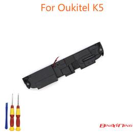 $enCountryForm.capitalKeyWord Australia - BingYeNing For Oukitel K5 Loud Speaker LoudSpeaker Buzzer Ringer horn Oukitel K5 Mobile phone Part Accessories