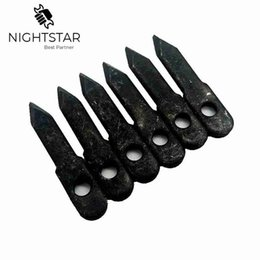 drill bits for wood NZ - Tools 6PC SET Universal Blade For Wood Circle Hole Saw Drill Bit Cutter Kit Blade shape Sharp triangle