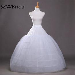 $enCountryForm.capitalKeyWord Australia - New Arrival Petticoat jupon mariage Ball gown dress Underskirt Halloween Wedding accessories enaguas para vestidos