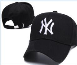$enCountryForm.capitalKeyWord Australia - Top Quality Cheap Snapback New York Cap NY Logo classic bone Baseball Cap Embroidered Team Size Fans Flat&Curved Brim for Adult hat cap 03