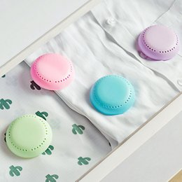 boxes for pills Australia - Solid Perfume Pill Car Air Freshener For Home Car Bathroom Clothing Deodorant Adhesive-Type Aromatherapy Box