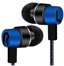 e3f8f9beef4 3 unids / lote Auricular Deportivo Sin Micrófono 3.5mm En La Oreja Los  Auriculares Estéreo para Auriculares Para el Teléfono Celular con Ordenador  Música ...