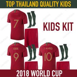9a1e487bb Baby Soccer Shirts Canada - Kids soccer jersey world cup 2018 ANDRE SILVA  children football shirt