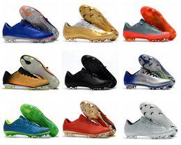 cheap futbol boots 2019 - Top quality soccer cleats Mercurial VaporX XI botas de futbol Low Mercurial mens soccer shoes cheap football boots sizes