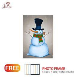 $enCountryForm.capitalKeyWord NZ - Full Square Round Drill 5D DIY Diamond Painting Cute Christmas Snowman 3D Embroidery Cross Stitch 5D Home Decor Gift