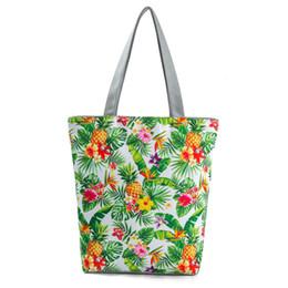 $enCountryForm.capitalKeyWord UK - Originality Fund Pineapple Printing Package Shopping Bag Nation Feng Shui If Canvas Women's Handbag