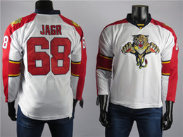 $enCountryForm.capitalKeyWord Australia - Florida Panthers Jerseys The Best Player Of 68 Jagr Jersey High Quality Embroidered Men's Gray ice Hockey Jerseys Stitched