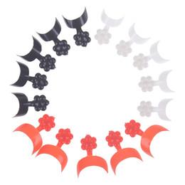 $enCountryForm.capitalKeyWord Australia - 500PCS bag French Nail Tips Armor False Nail Art Tips UV Gel Decorating Tip White Fake Nails Edge Armor Acrylic French Guide