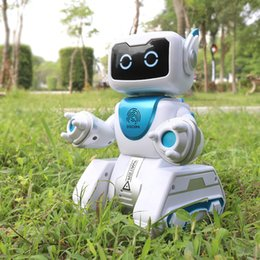 remote control dance Canada - Dancing robot children's toys intelligent hybrid intelligent remote control pet gifts
