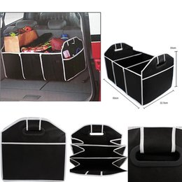 Trunk Storage Box Australia - 50PCS Storage Bags Car Trunk Organizer Car Toys Food Storage Container Bags Box Styling Auto Interior Accessories Supplies Gear Products