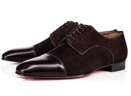 casual men elegant shoes 2019 - Elegant Business Party Wedding Dress Greggo Orlato Flat,Fashion Red Bottom Oxfords Shoes,Outdoor Men Casual Walking Shoe