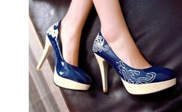 $enCountryForm.capitalKeyWord Australia - 2019 Women's shoes in Spring and Autumn with New style High heel fine heel round head waterproof table@305