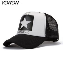 big balls caps Australia - VORON New 2017 Super Big Stars cap Hat Autumn-summer baseball snapcap snapback caps Men women hiphop sport hats Gorras hat