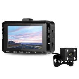 $enCountryForm.capitalKeyWord Australia - Night Vision Mini G-sensor DV168 HD Action Camera Dual Cameras Motorcycle Front And Rear Driving Recorder LCD 130° Wide Angle car dvr