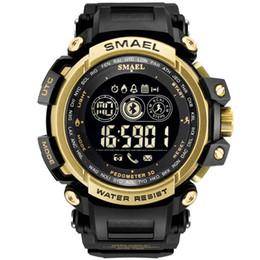 $enCountryForm.capitalKeyWord Australia - 2019 SMAEL Smart Watch Waterproof Bluetooth Sport Wrist Watch For Android IOS Phone Fashion Jewelry Clock Relogio Masculino YD