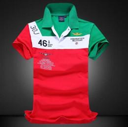 Blend Quality Clothing Australia - Cotton Blend Short Sleeve Polo Shirts Big Yards High Quality Polo Shirt Sell Like Hot Cakes Men's Clothing