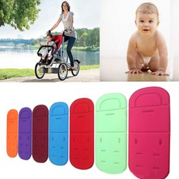 Carpet liner online shopping - Universal Baby Kids Stroller Pram Push Cushion chair Car Seat Liner Pad Cushion Mat New baby Home carpet Washable and soft