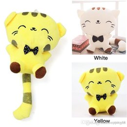 cat cushion for kids Australia - Good Sales Lovely Fortune Cat Kitty Gift Plush Stuffed Toy Soft Doll Cushion Sofa Pillow dolls for kids gift