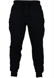 $enCountryForm.capitalKeyWord UK - Men Pants Skinny Joggers Camouflage Men New Fashion Harem Pants Long Solid Color Pants Men Trousers