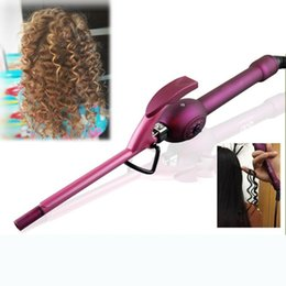 $enCountryForm.capitalKeyWord Australia - 9mm Curling Iron Hair Curler Professional Hair Curl Irons Curling Wand Roller Rulos Krultang Magic Care Beauty Styling ToolsMX190820