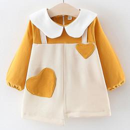 $enCountryForm.capitalKeyWord Australia - 2019 autumn children's Korean long-sleeved dress girl baby baby spring and autumn princess dress
