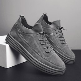 Lazy Pedal Australia - 9hoes summer breathable one foot pedals lazy person board man tide canvas shoe man bean man recreational cloth shoe 735